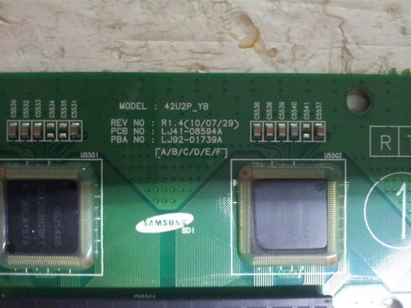 Samsung LJ92-01739A Modulo Buffer Nuovo