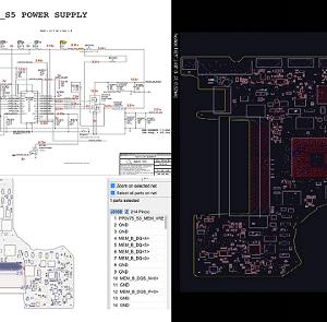 iMac A1195 820-2090 Schema Elettrico Boardview