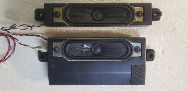 Philips 32PFL5306H12 Altoparlanti