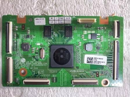 LG EBR74185002 Control Board