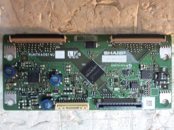 Sharp RUNTKA561WJ Modulo T-Con