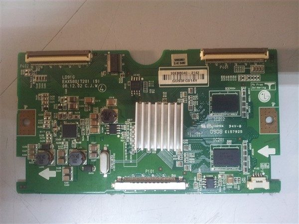 LG 42LH4000 LD91G EAX58017201 T-Con