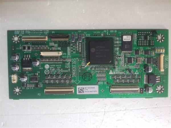 LG 6871QCH053G Control Board