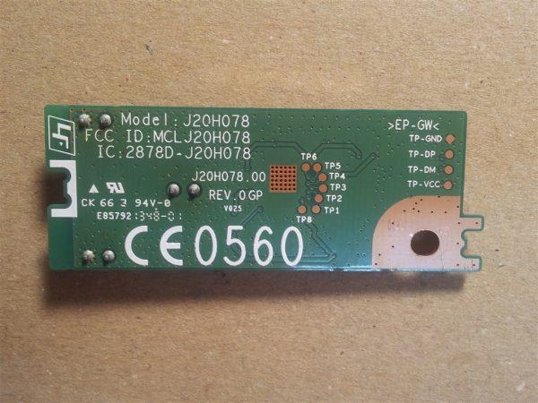 Sony KDL40-R483B J20H078 Modulo Wi-Fi 2