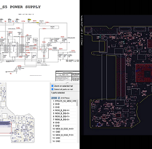 iMac A1225 820-2301 Schema Elettrico Boardview