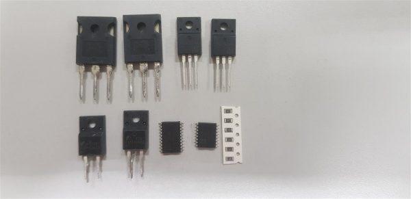 Samsung LJ92-01601A LJ41-05905A Kit Riparazione