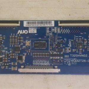 UE32ES5500 T320HVN02-0 32T26-C00 T-Con