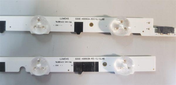 Samsung UE40F6320 Led Retroilluminazione