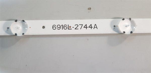 LG 43UH603V Led Retroilluminazione
