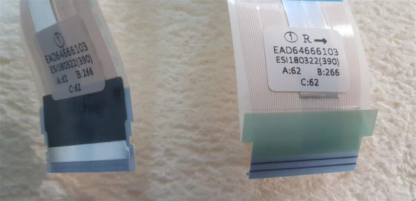 LG 43UK6300 EAD64666103 Flat