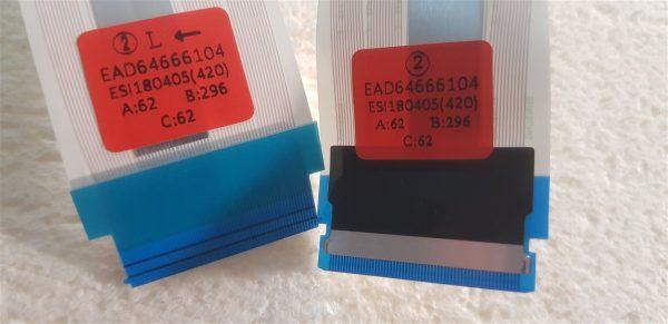 LG 43UK6300 EAD64666104 Flat
