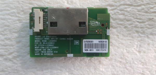 LG 55UB850V EAT62093301 WiFi