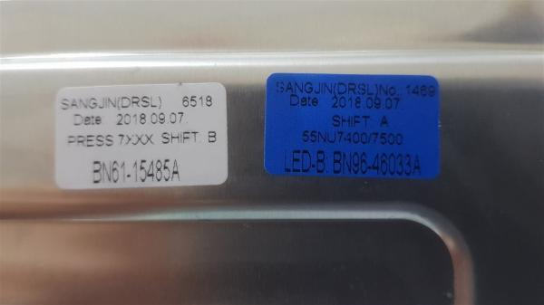 Samsung UE55NU7400 BN61-15485A BN96-46033A