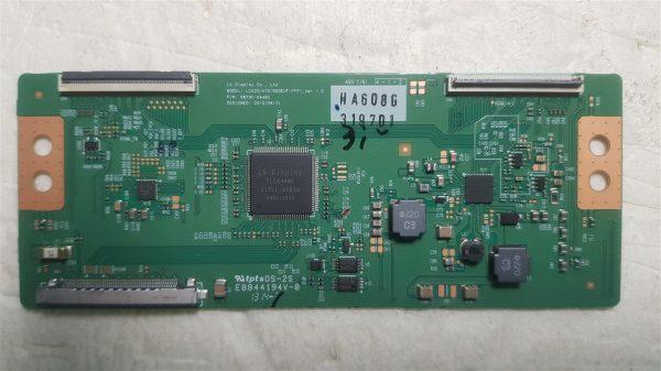 Sony KDL-42W805 LC420-470-550EUF T-Con