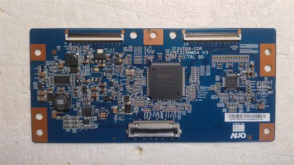 Samsung UE37C6000 31T09-COK T315HW04 V3
