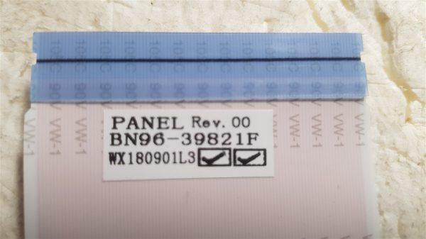 Samsung UE55NU7400 BN96-39821F Flat