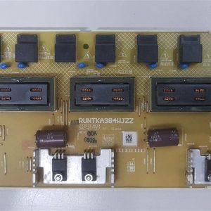 Sharp RUNTKA384WJZZ Scheda Inverter