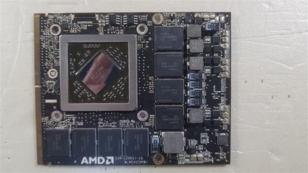 AMD Radeon 6970M Scheda Video