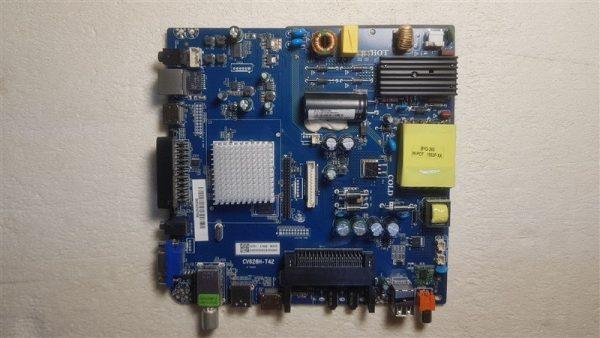 Akai AKTV4220 CV628H-T42 Motherboard