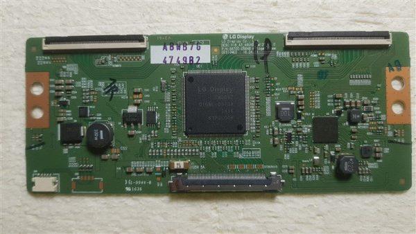 LG 49UH603V 6870C-0584B T-Con