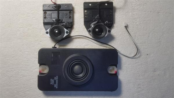 Philips 32PFL3517H12 Set Altoparlanti