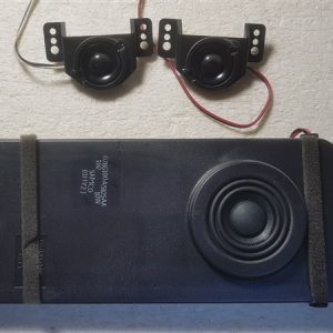 Philips 42pfl4007 Set Altoparlanti