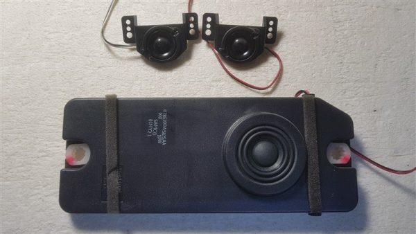 Philips 42pfl4007 Set Altoparlanti