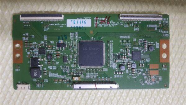 LG 49UF671V 6870C-0553A Scheda