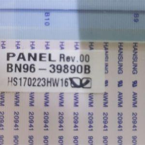 Samsung UE49MU8000 BN96-39890B Flessibile