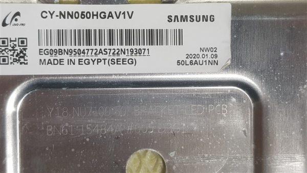 UE50RU7090 BN61-15484A Led Retroilluminazione