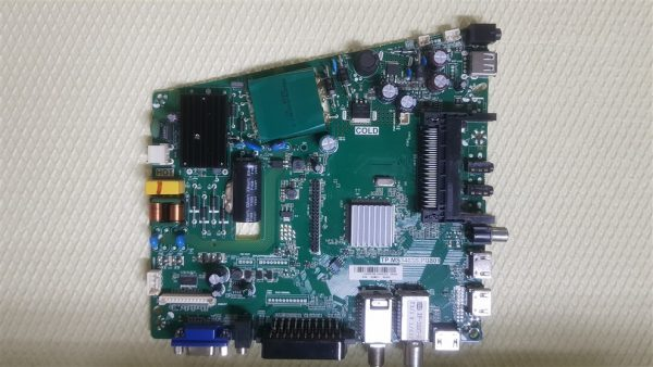 United LED32HS28 TP.MS3463S.PB801 Motherboard